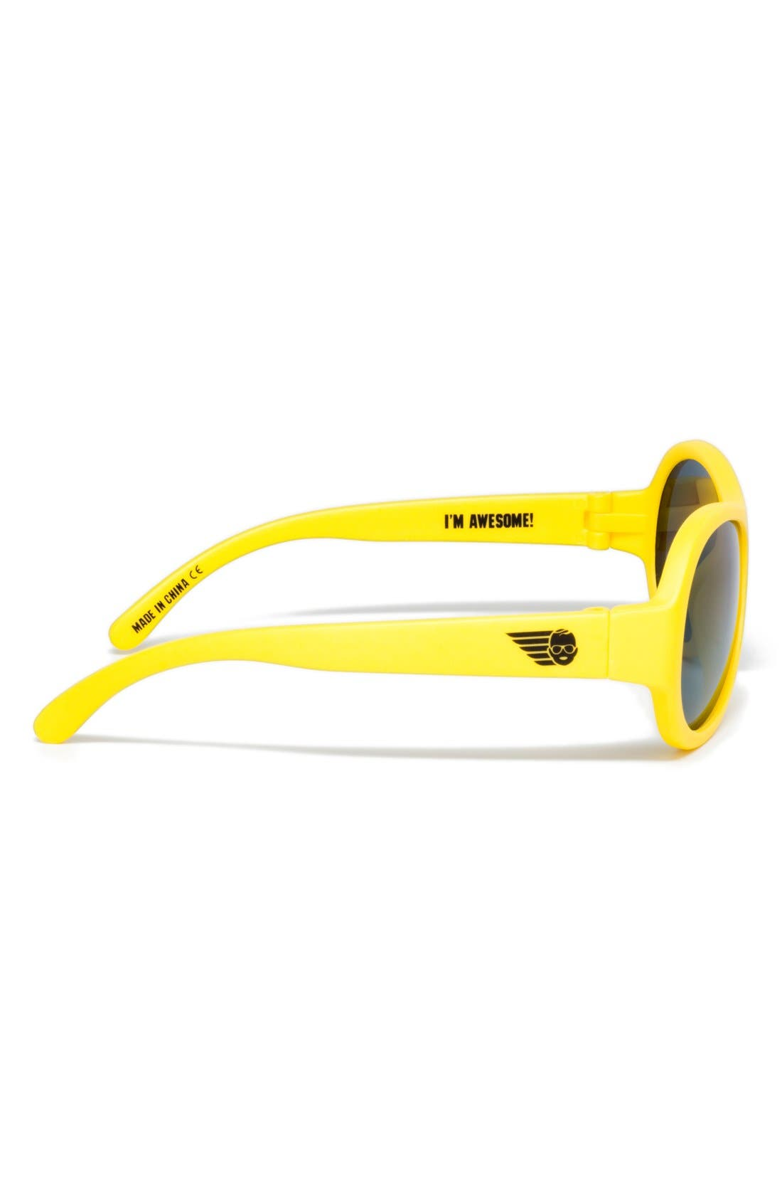 Alternate Image 3  - Babiators 'Junior Babiators' Sunglasses (Baby & Toddler)