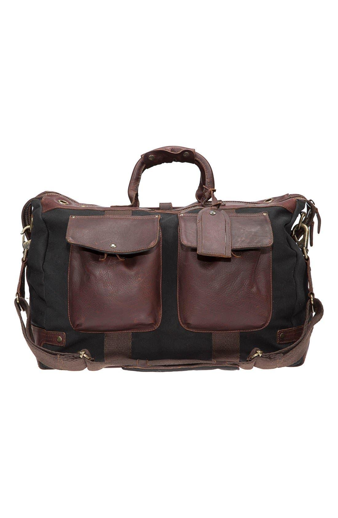 Alternate Image 1 Selected - Will Leather Goods Traveler Duffel Bag