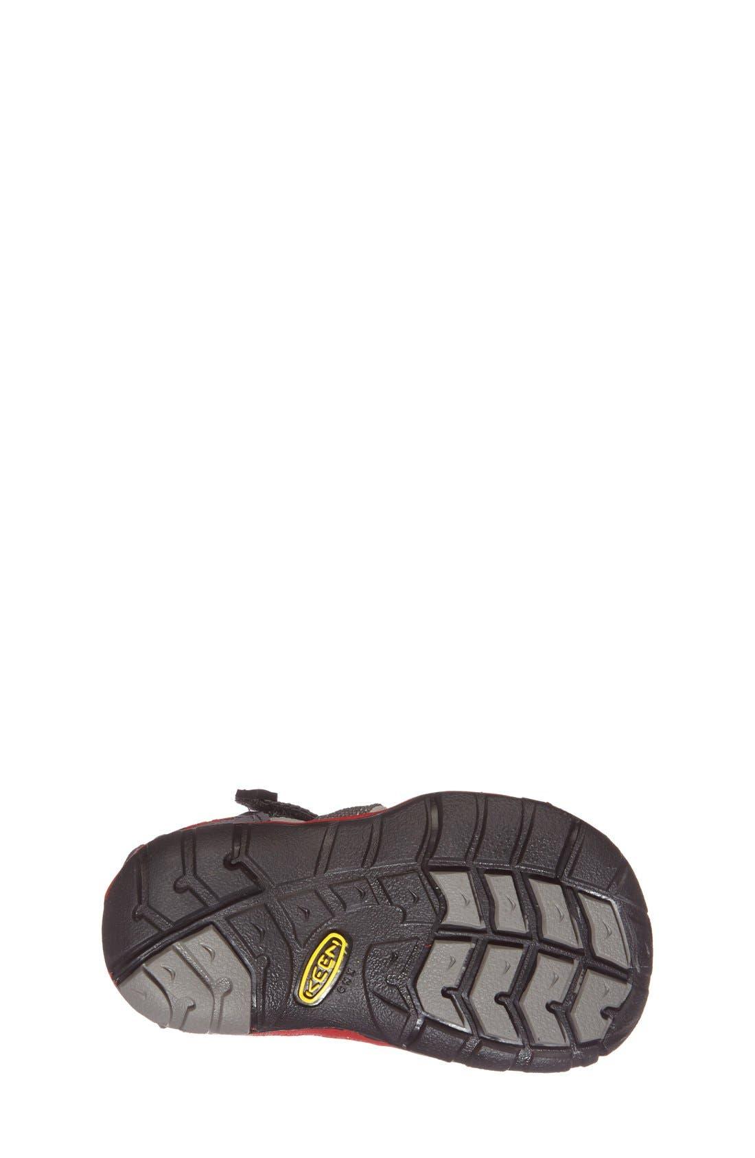 Alternate Image 4  - Keen 'Seacamp II' Waterproof Sandal (Baby & Walker)