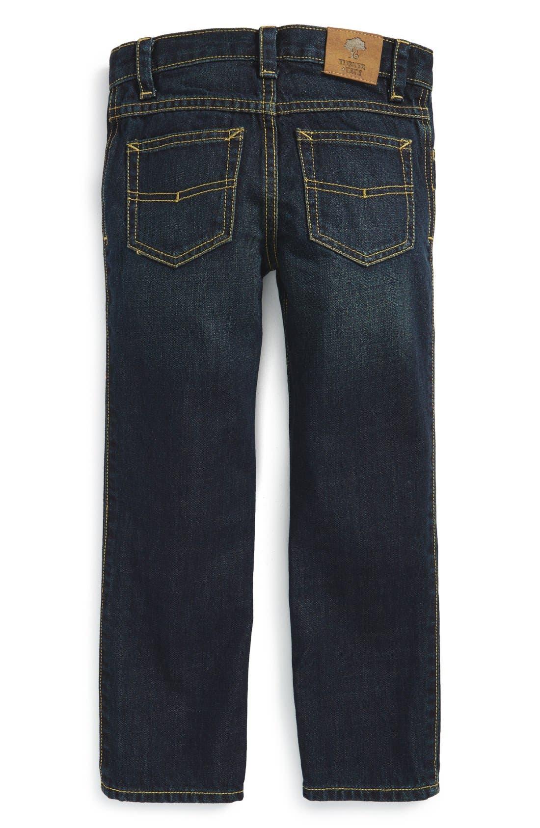 Alternate Image 2  - Tucker + Tate 'Townsend' Straight Leg Jeans (Toddler Boys & Little Boys)