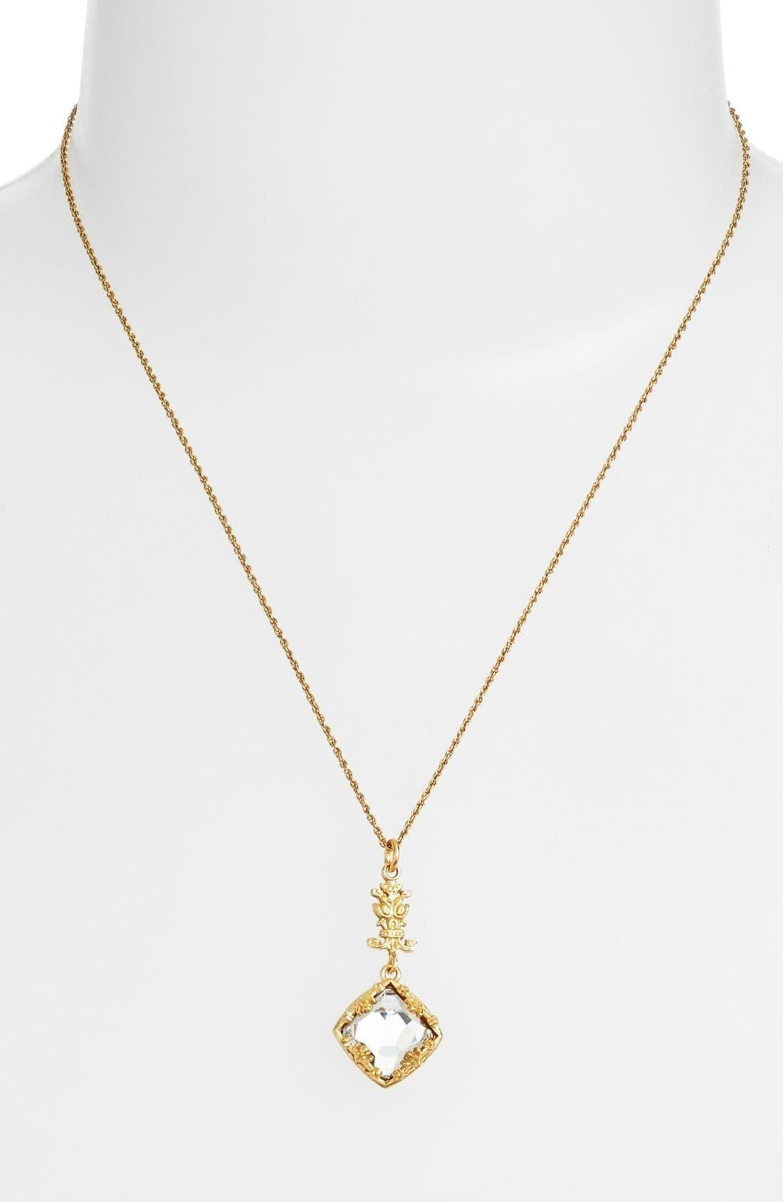 Alternate Image 2  - Virgins Saints & Angels 'Captain Hook - Treasure' Charm Necklace
