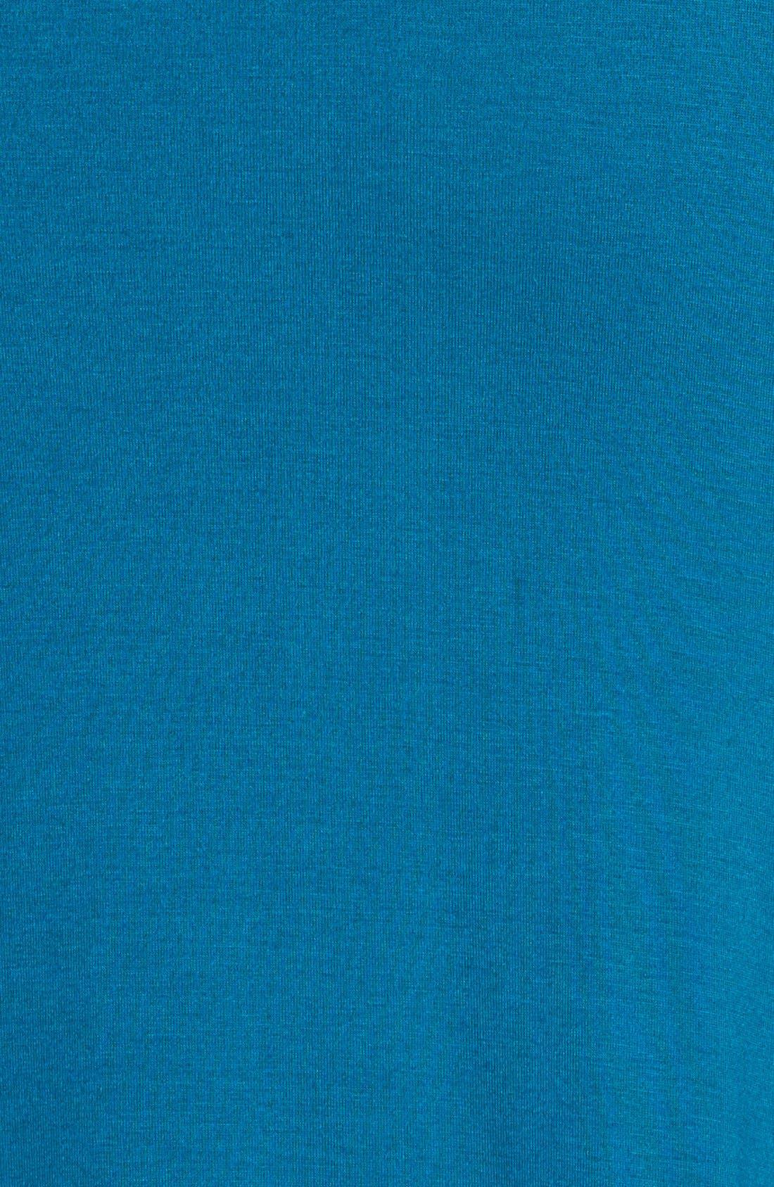 Alternate Image 3  - Lily White Half-Sheer Maxi Skirt (Juniors)