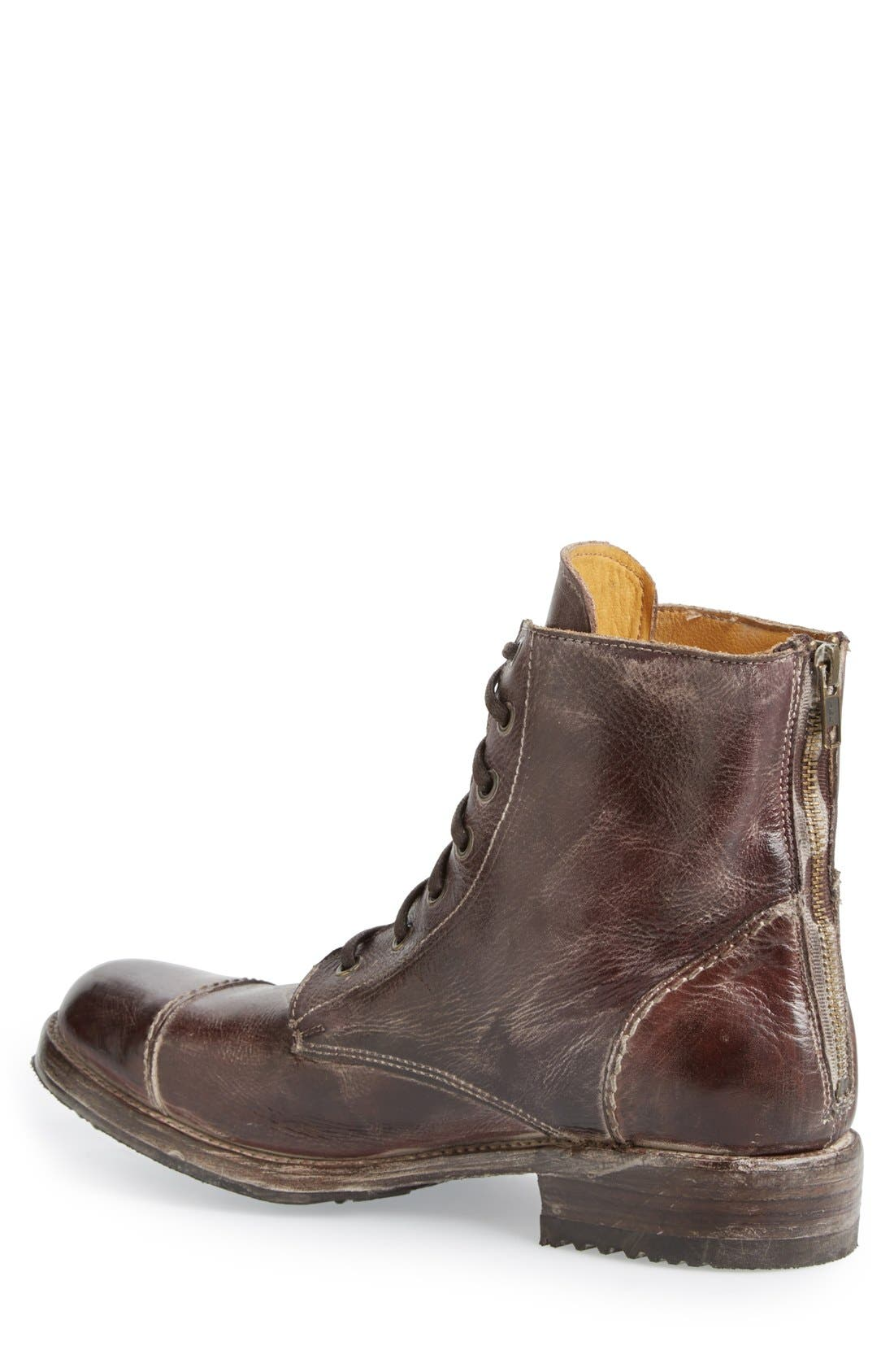 Alternate Image 2  - Bed Stu 'Protégé' Cap Toe Boot (Men)