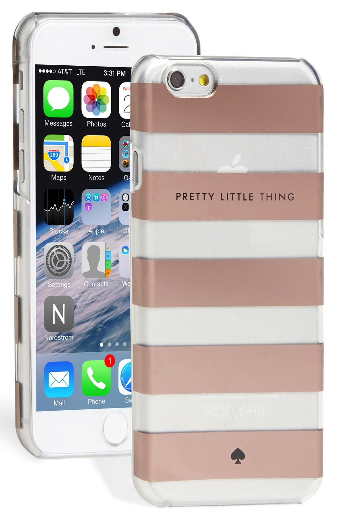 Alternate Image 1 Selected - kate spade new york 'pretty little thing' iPhone 6 case