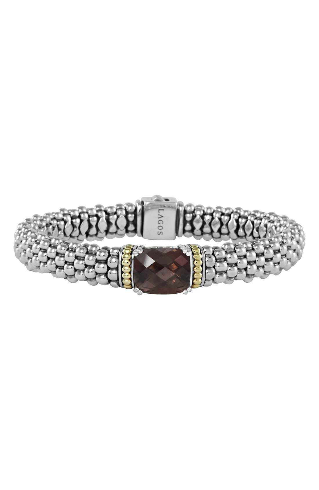 Main Image - LAGOS 'Prism' Rope Station Bracelet