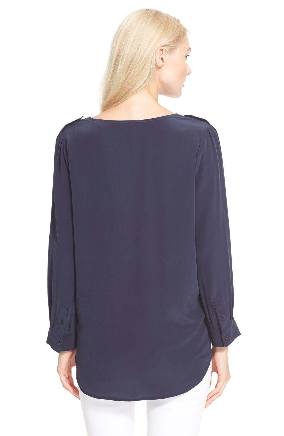 Alternate Image 2  - Joie 'Marlo' Silk Blouse