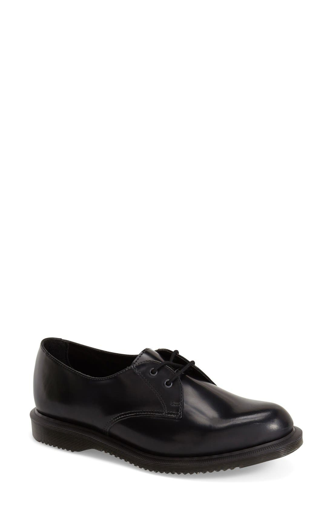 Alternate Image 1 Selected - Dr. Martens 'Brook' Oxford Flat (Women)