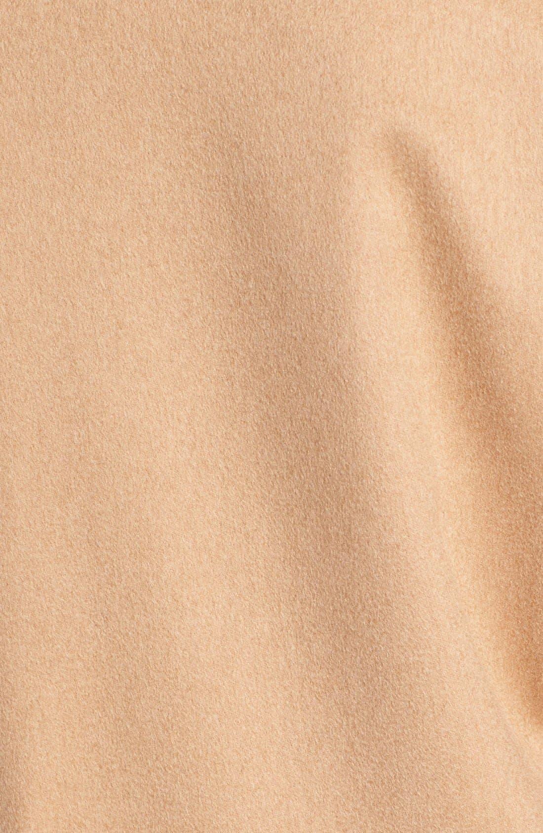 Alternate Image 5  - AYR'The Robe' Camel Hair MaxiCoat