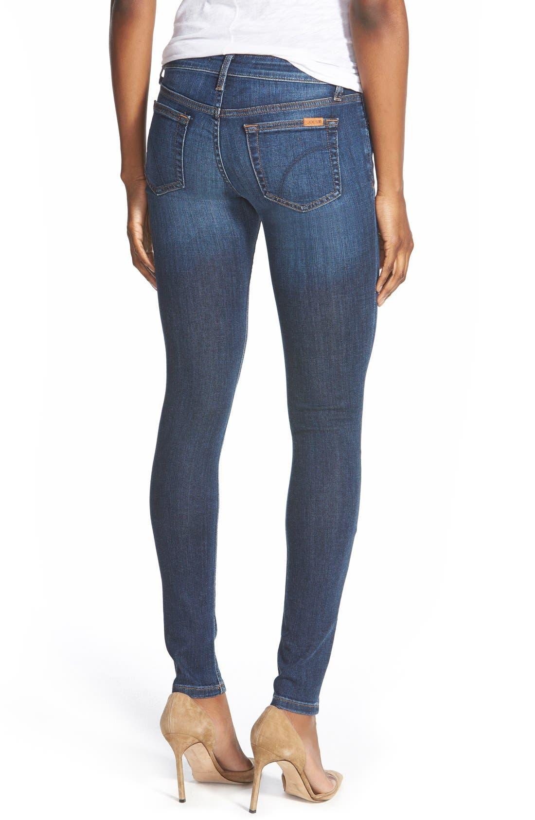 Alternate Image 2  - Joe's 'Icon' Skinny Jeans (Sophia)