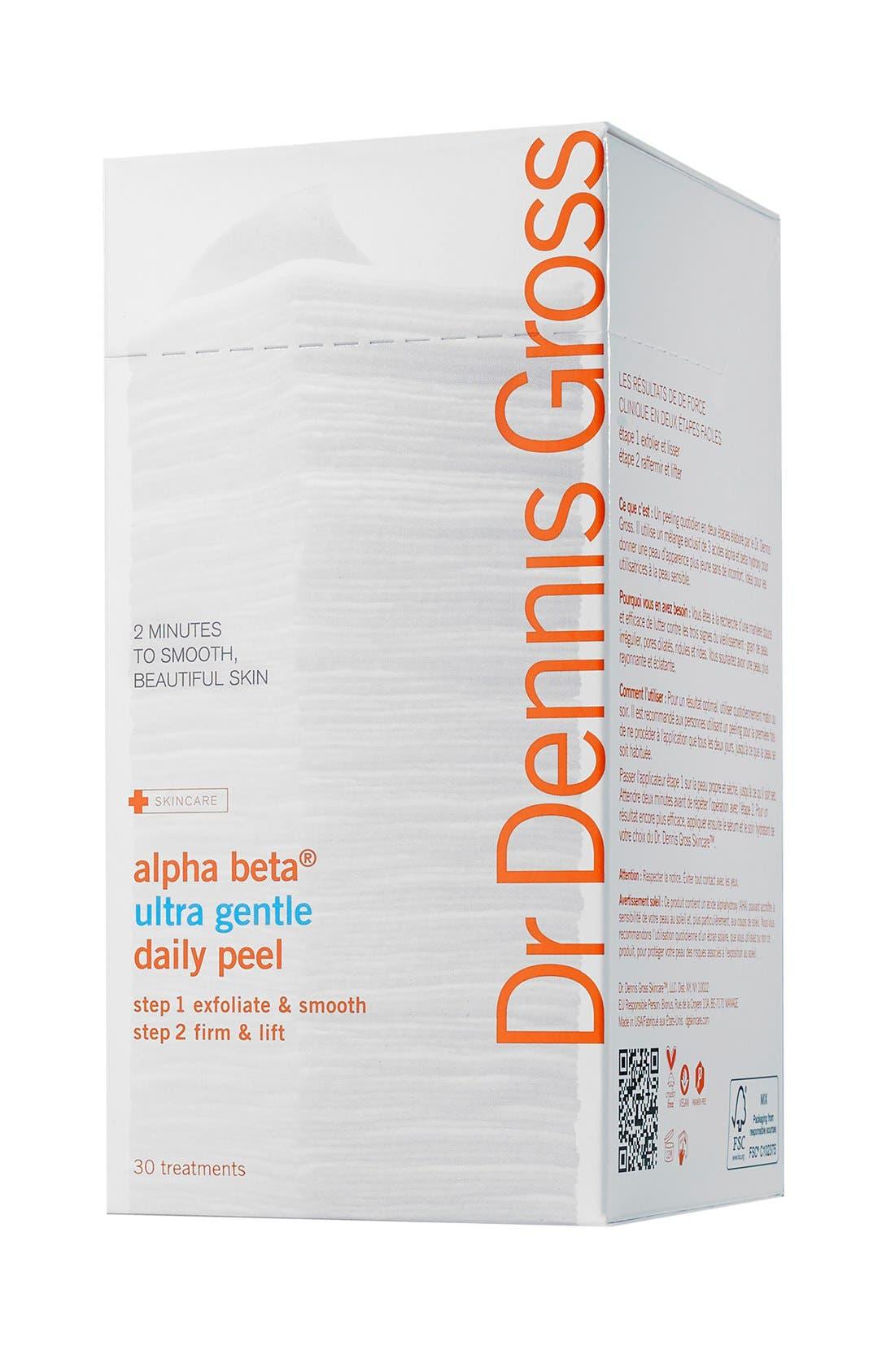 Dr. Dennis Gross Skincare Alpha Beta® Ultra Gentle Daily Peel
