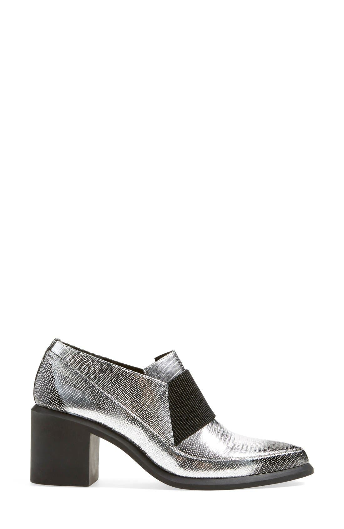 Alternate Image 4  - United Nude Collection 'Nikki' Pointy Toe Oxford (Women)