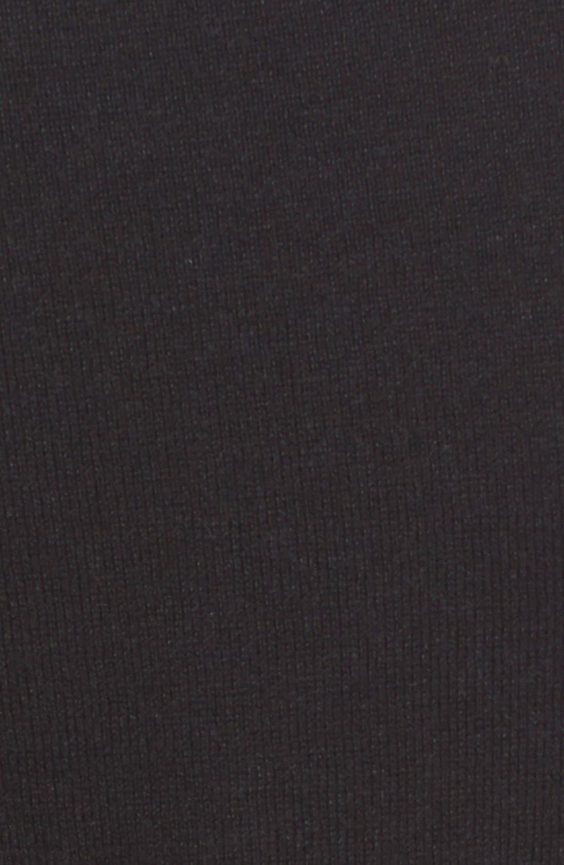 Alternate Image 3  - kate spade new york shirttail sweater