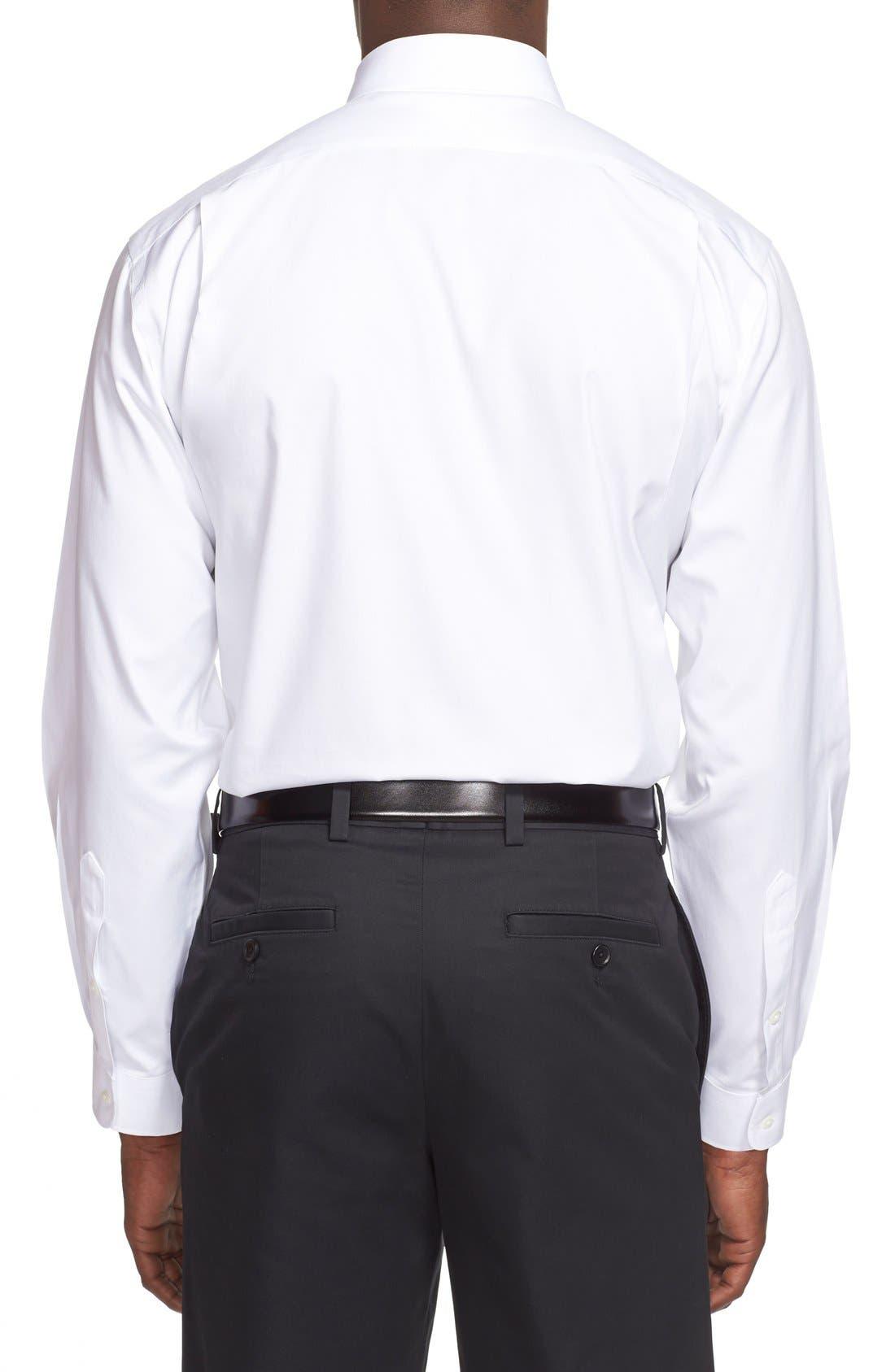 Alternate Image 3  - Nordstrom Men's Shop Smartcare™ Traditional Fit Dress Shirt