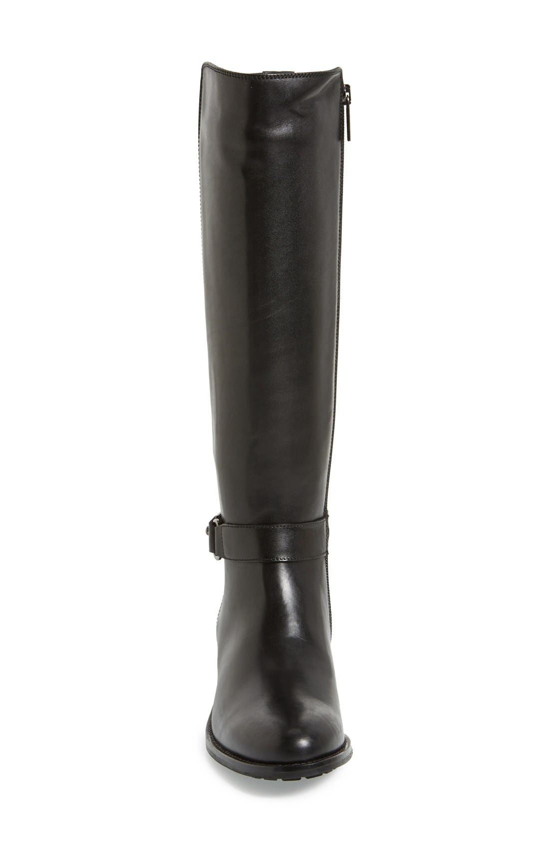 Alternate Image 3  - Aquatalia 'Olita' Weatherproof Riding Boot (Women) (Nordstrom Exclusive)