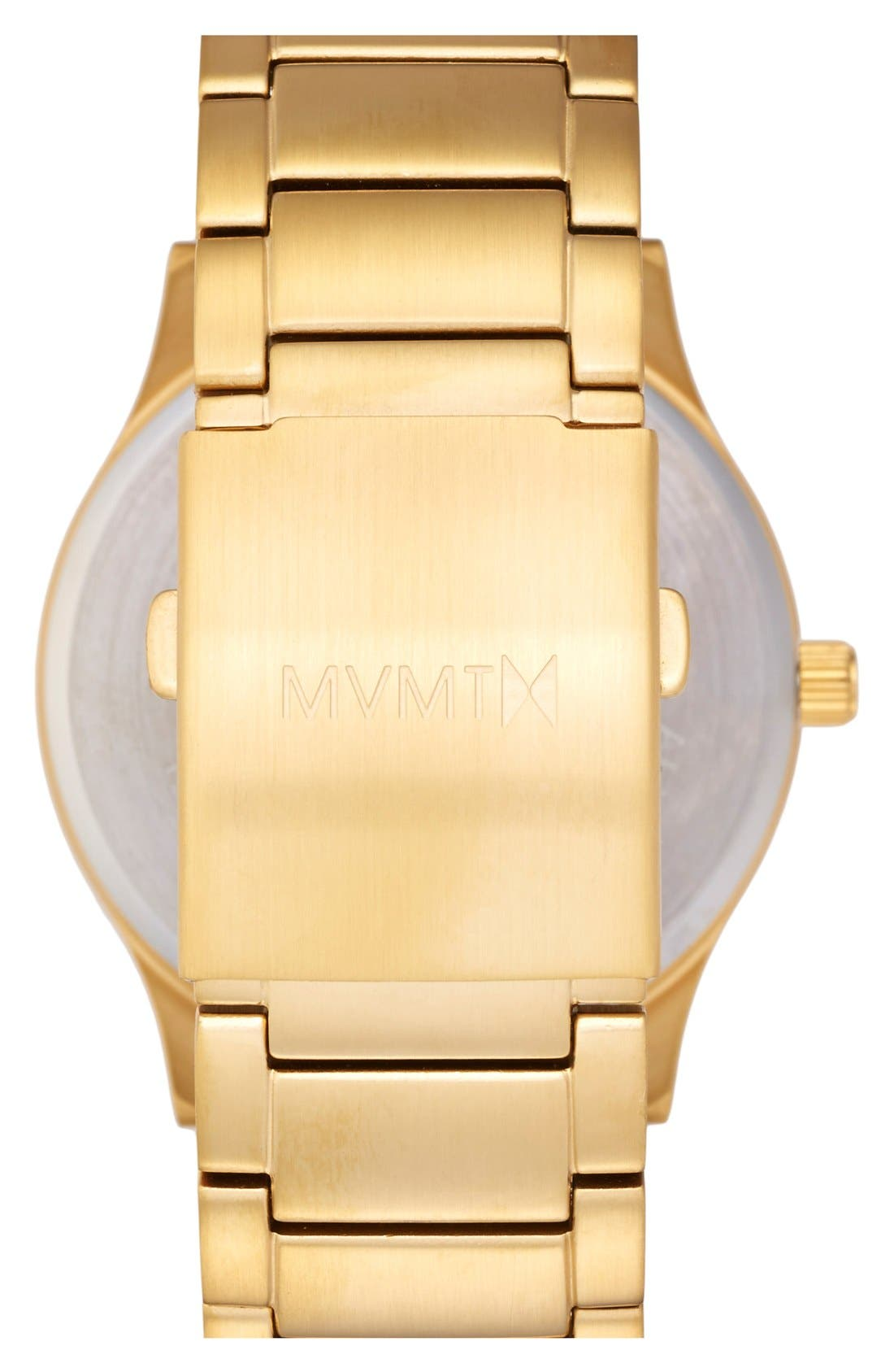 Alternate Image 2  - MVMT Bracelet Watch, 45mm