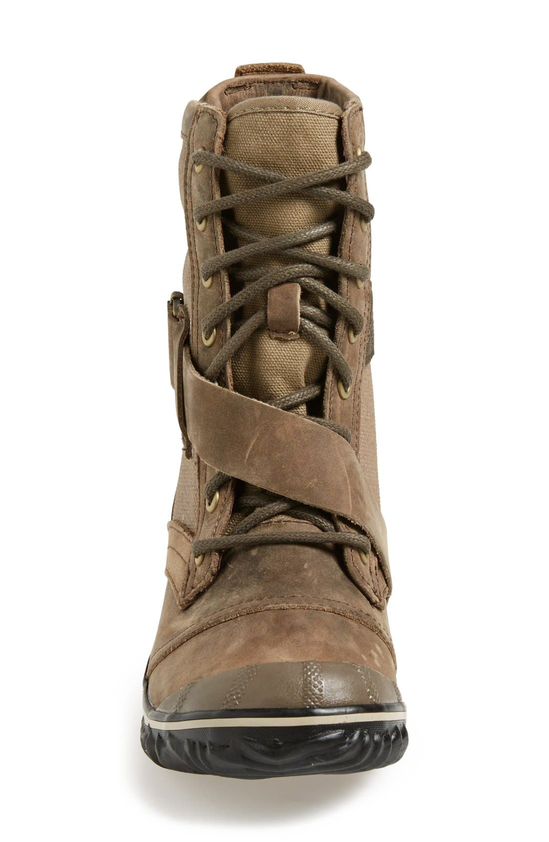 Alternate Image 3  - SOREL 'Slimboot™' Waterproof Lace-Up Boot (Women)
