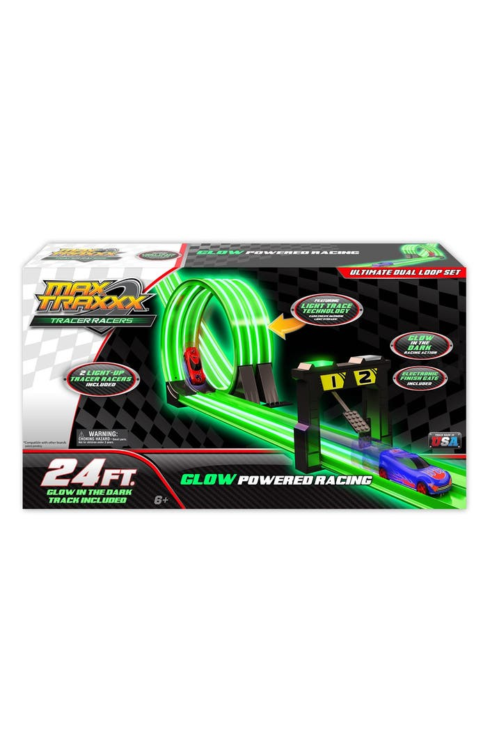 max traxxx tracer racers cars dual loop set nordstrom. Black Bedroom Furniture Sets. Home Design Ideas