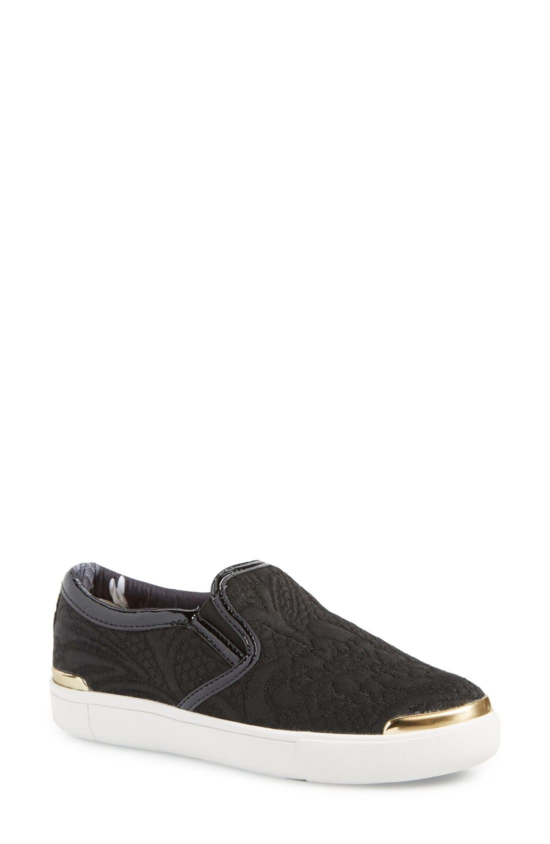 Alternate Image 1 Selected - Ted Baker London 'Mallbeck2' Slip-On Sneaker (Women)