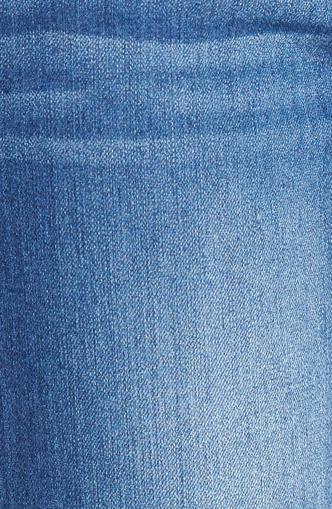 Alternate Image 5  - Wit & Wisdom 'Ab-solution' Booty Lift Stretch Skinny Jeans (Nordstrom Exclusive)