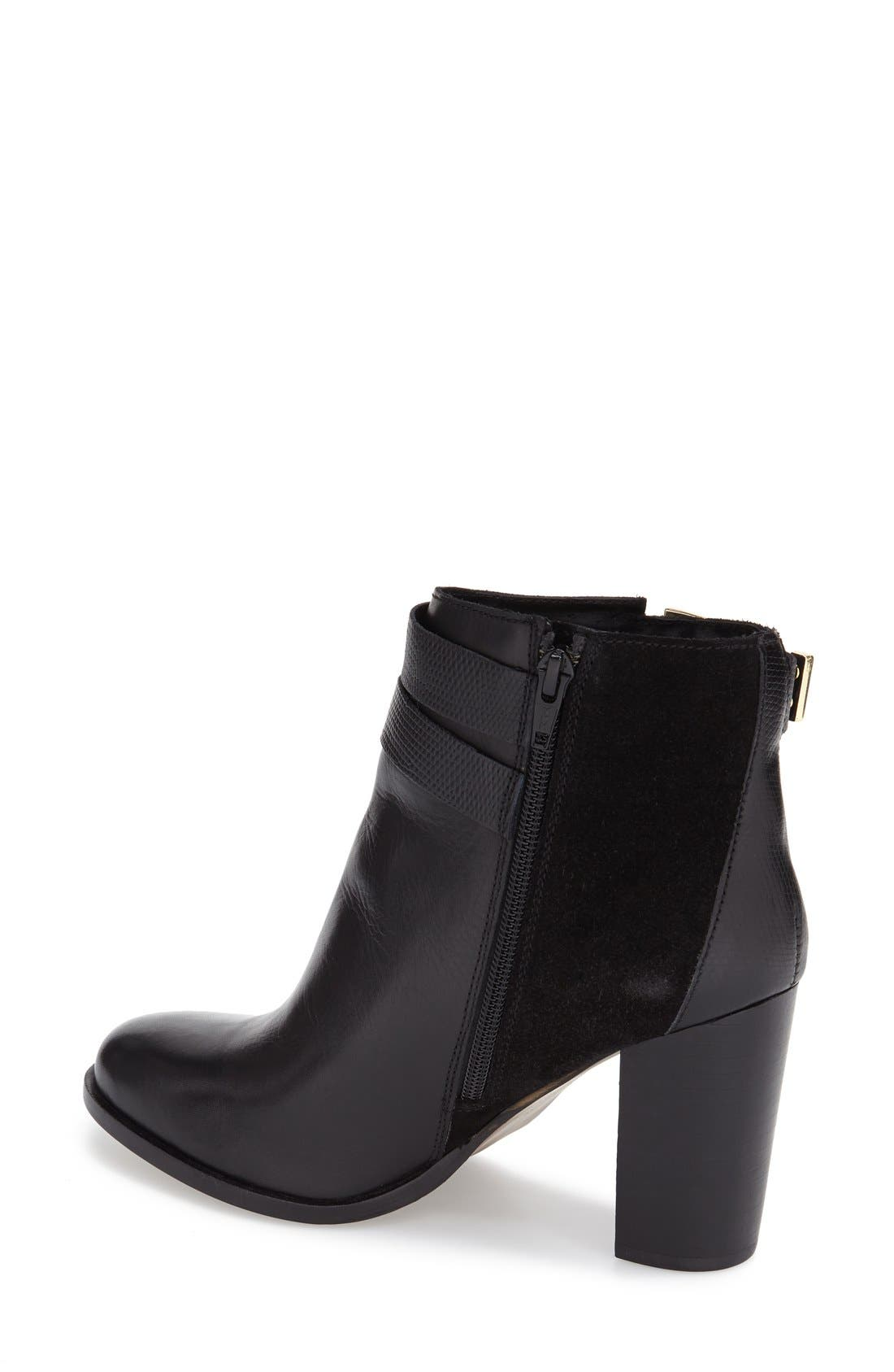 Alternate Image 6  - Topshop 'Harper Buckle' Ankle Boot (Women)