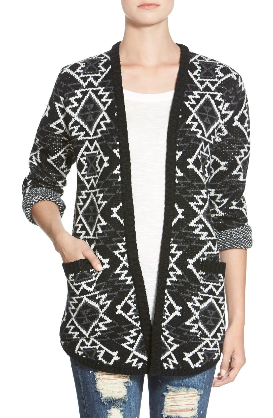 Alternate Image 1 Selected - Element 'Randy' Cardigan