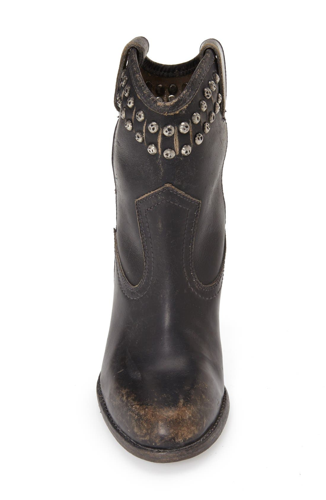 Alternate Image 3  - Frye 'Jenny -Cut Stud' Short Boot (Women)