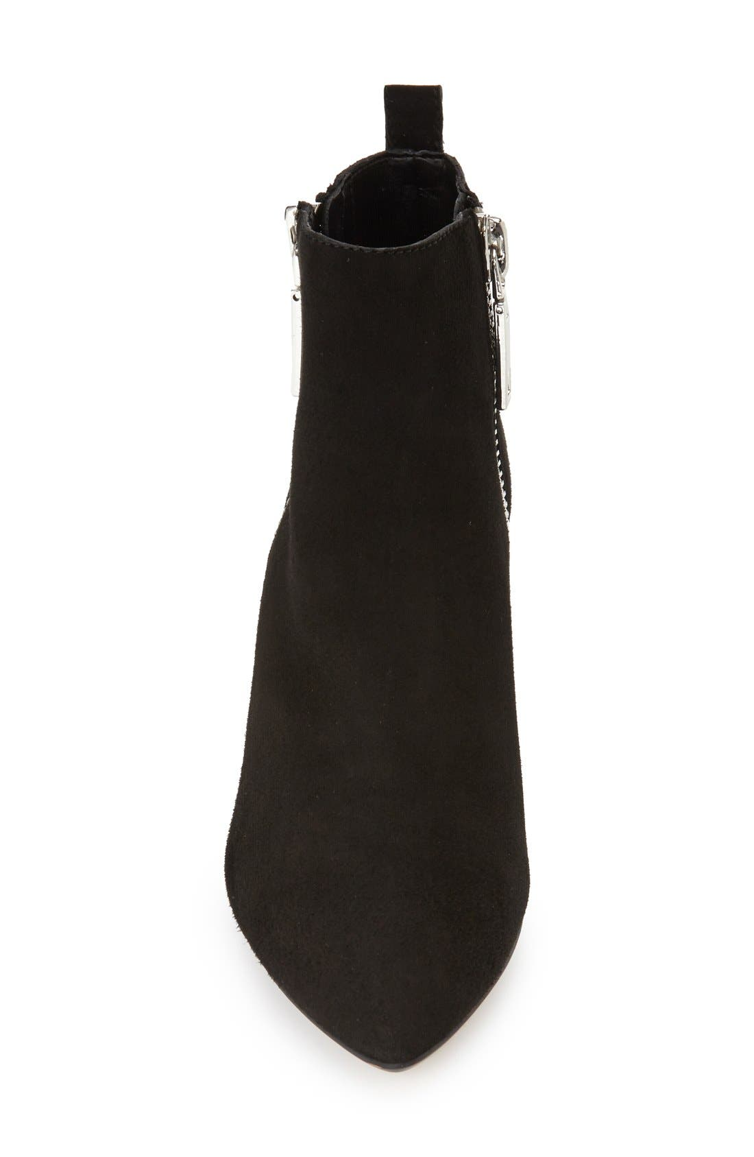 Alternate Image 3  - Dolce Vita 'Ginnee' Pointy Toe Ankle Bootie (Women)