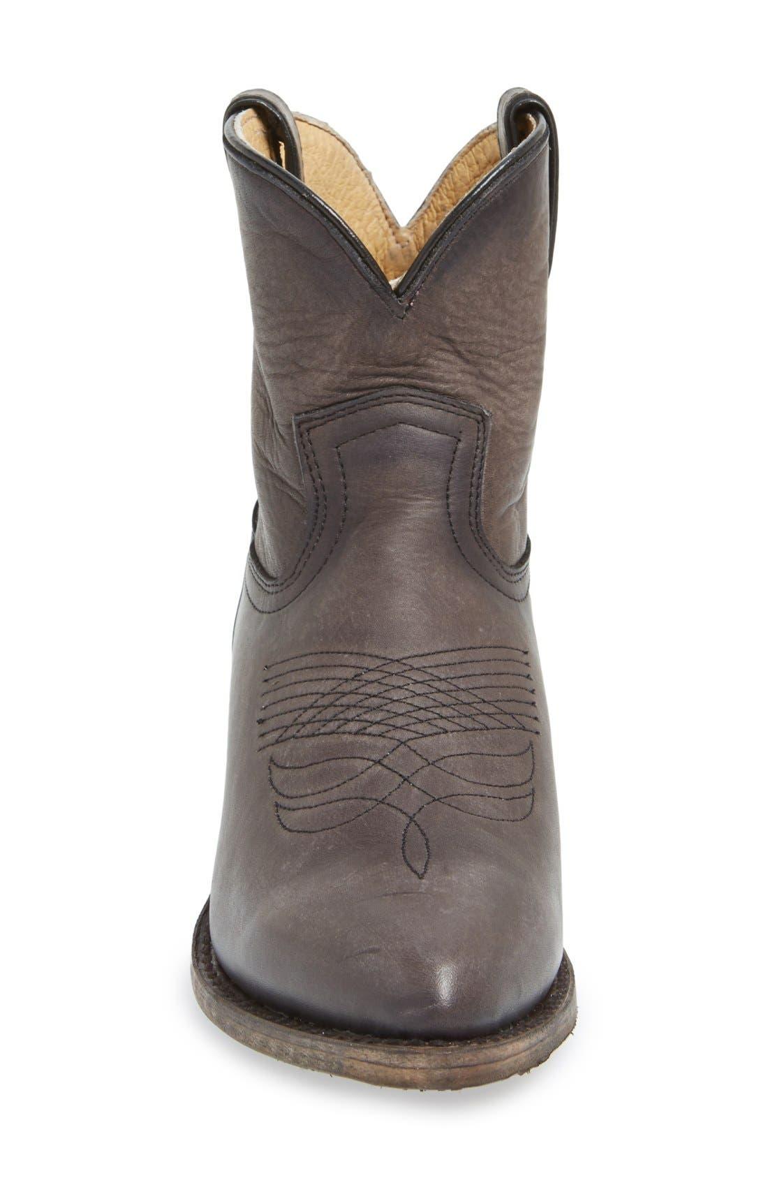 Alternate Image 3  - Frye 'BillyShort' Pointy Toe Boot (Women)