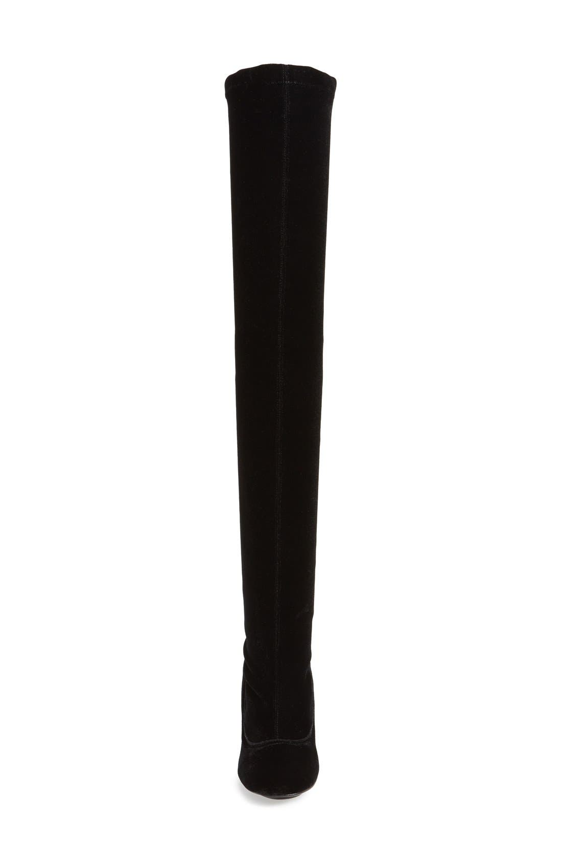 Alternate Image 3  - Topshop'Private' Over the Knee Boot (Women)