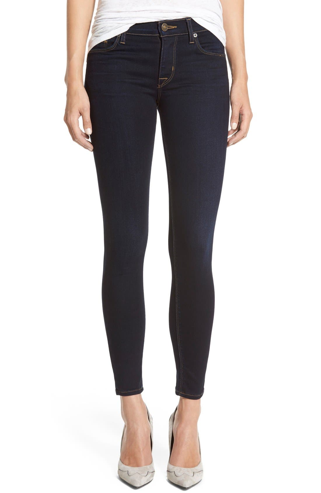 Alternate Image 1 Selected - Hudson 'Krista' Super Skinny Jeans