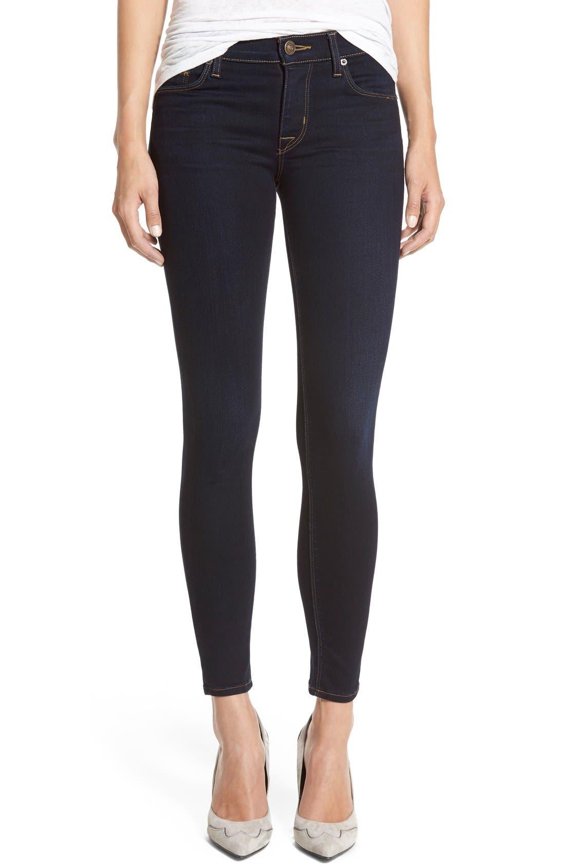 Main Image - Hudson 'Krista' Super Skinny Jeans