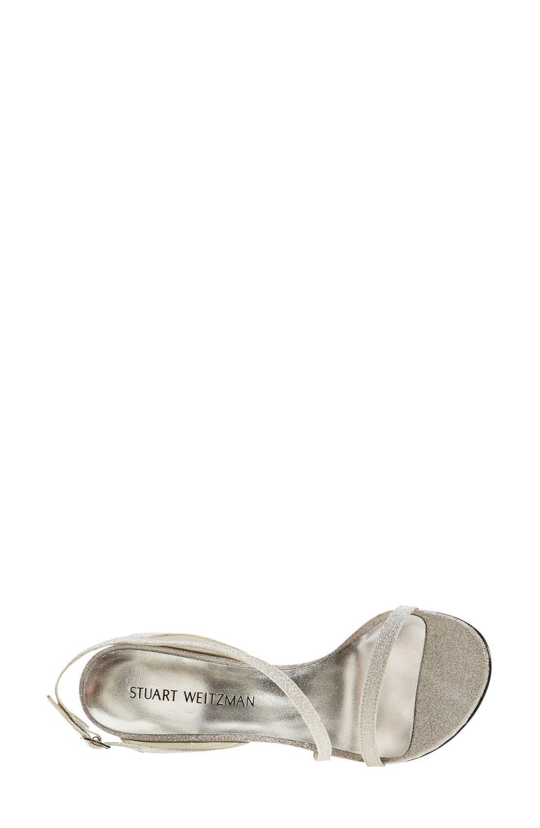 Alternate Image 3  - Stuart Weitzman 'Sensual' Sandal (Women)