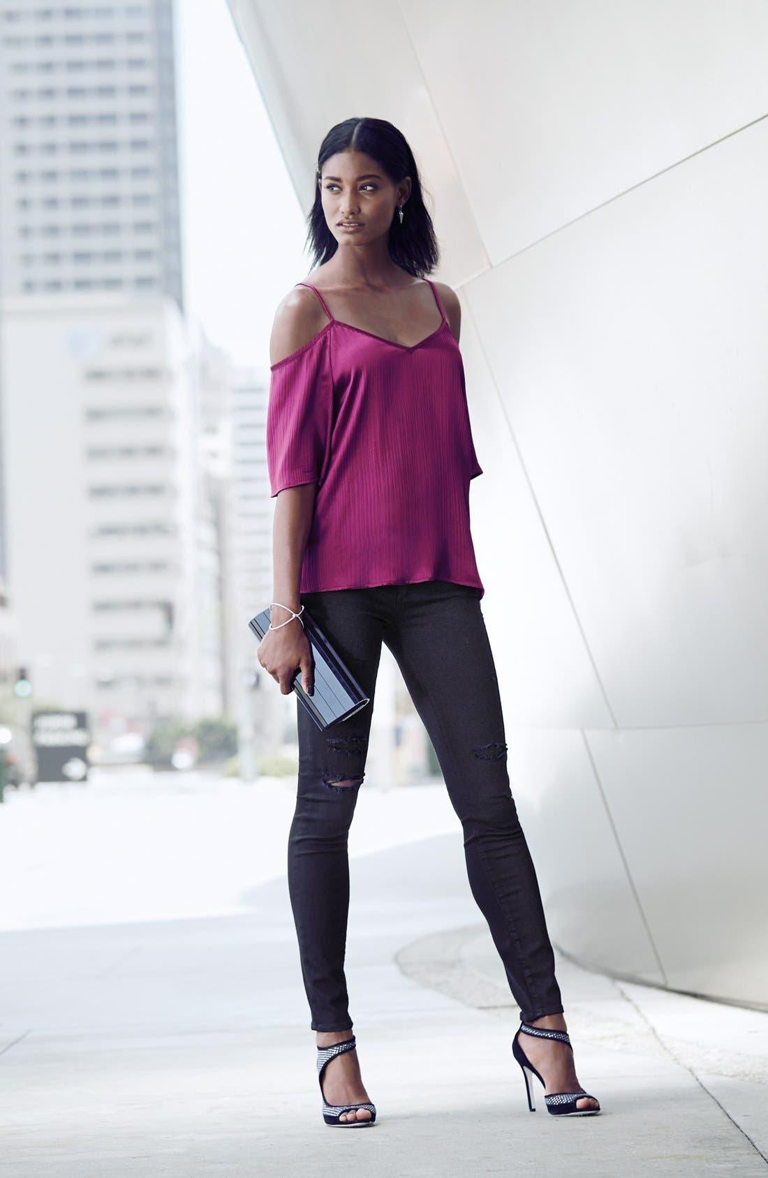 Alternate Image 4  - PAIGE 'Transcend - Verdugo' Ultra Skinny Jeans