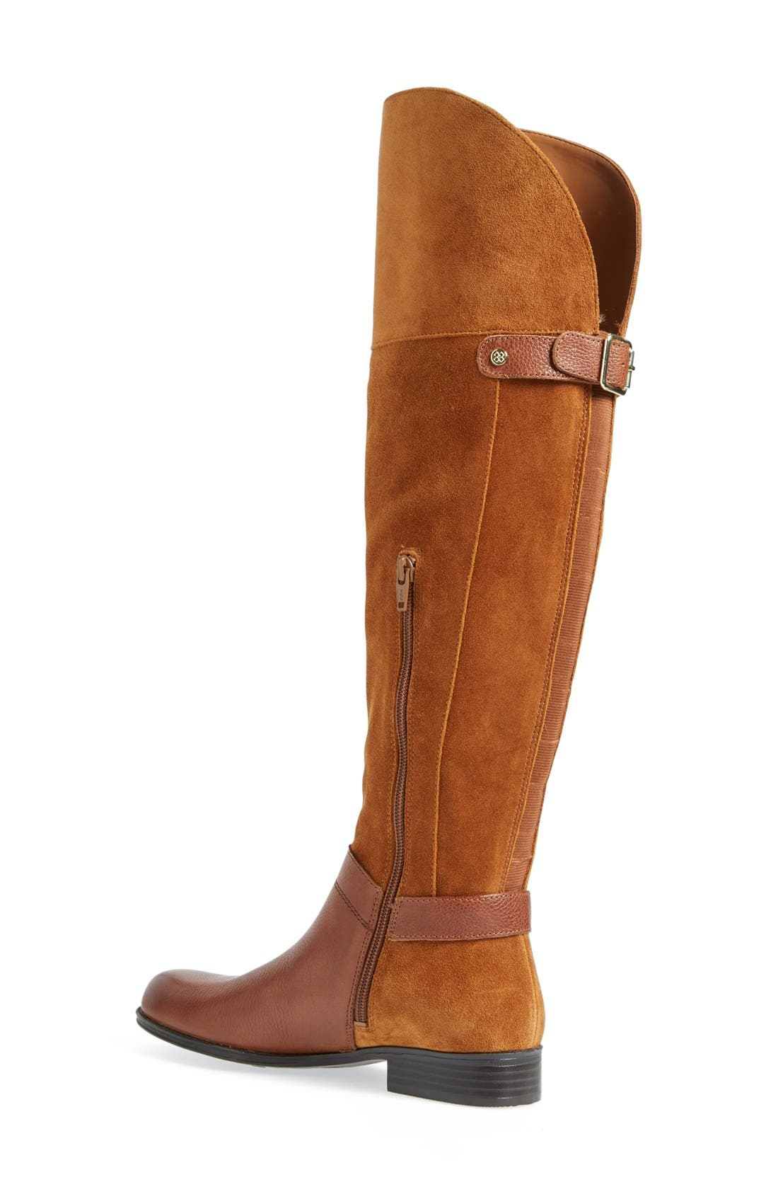 Alternate Image 2  - Naturalizer'July' Over the Knee Boot (Women) (Wide Calf)