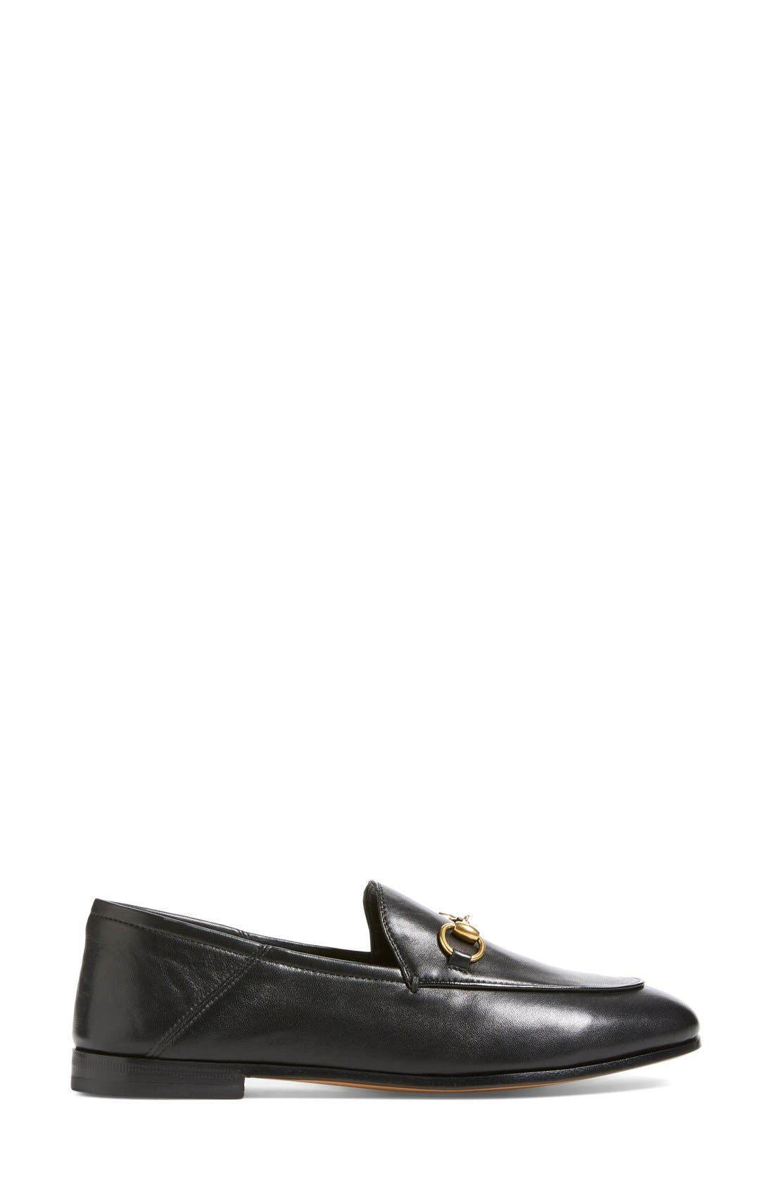 Alternate Image 4  - Gucci Brixton Convertible Loafer (Women)