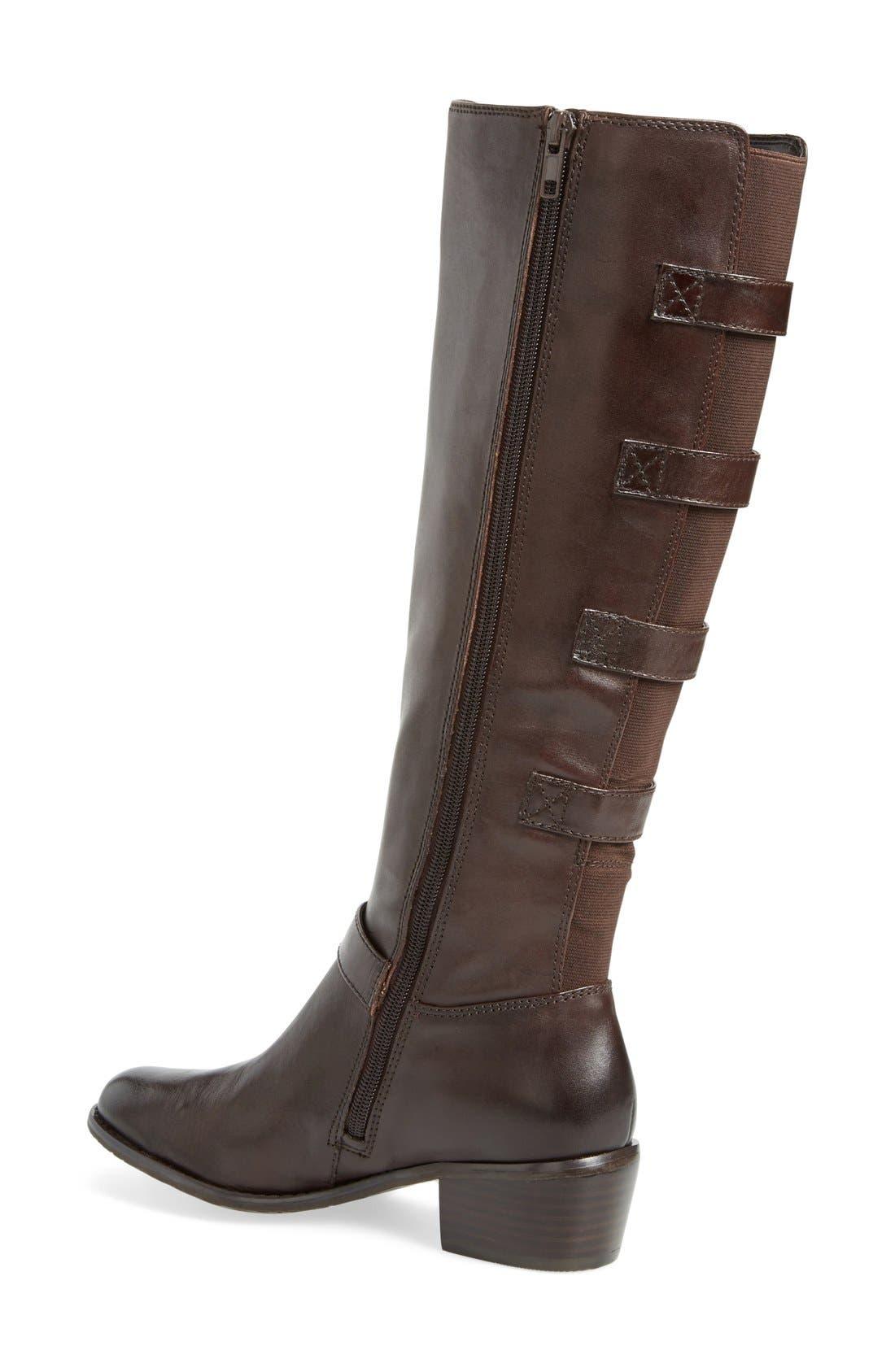 Alternate Image 3  - Arturo Chiang'Beacon' Tall Buckle Boot (Women)