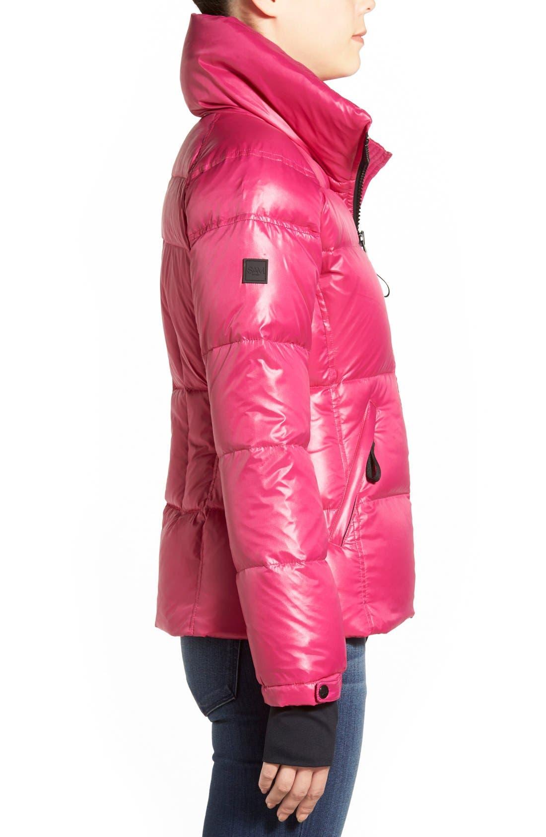 Alternate Image 3  - SAM.'Freestyle' Goose Down Jacket