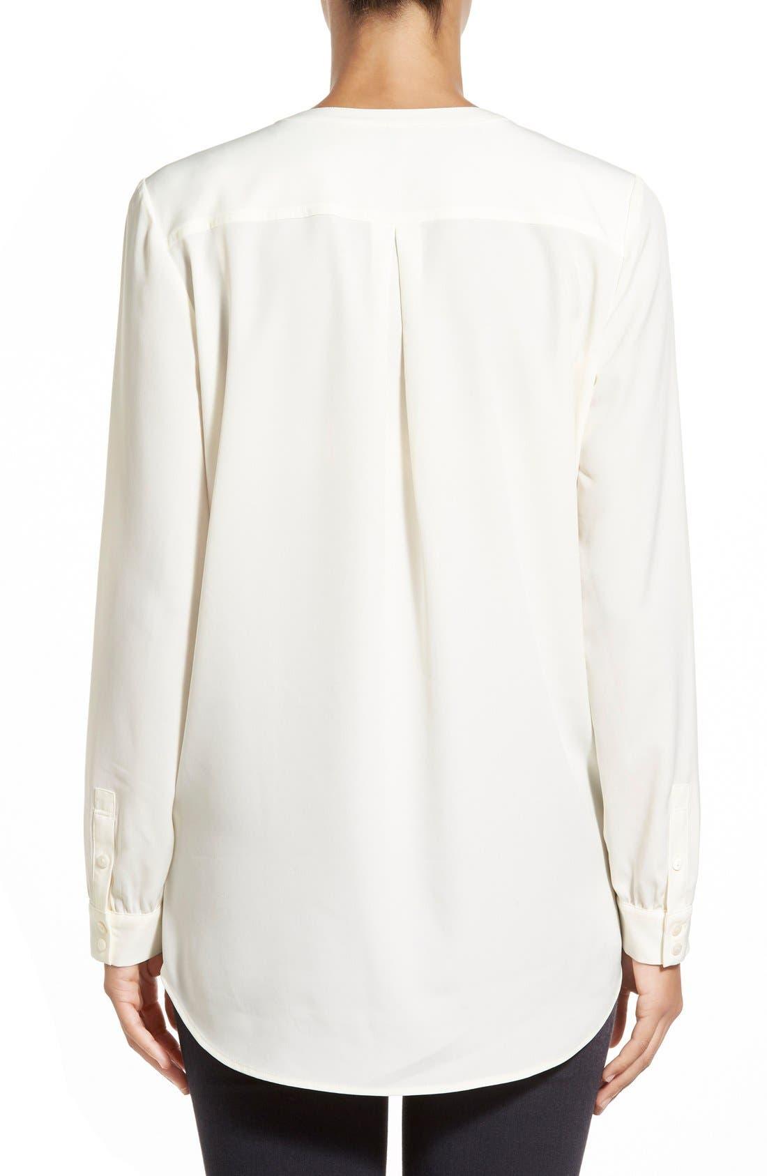 Alternate Image 2  - NYDJ Woven Tunic Top (Regular & Petite)