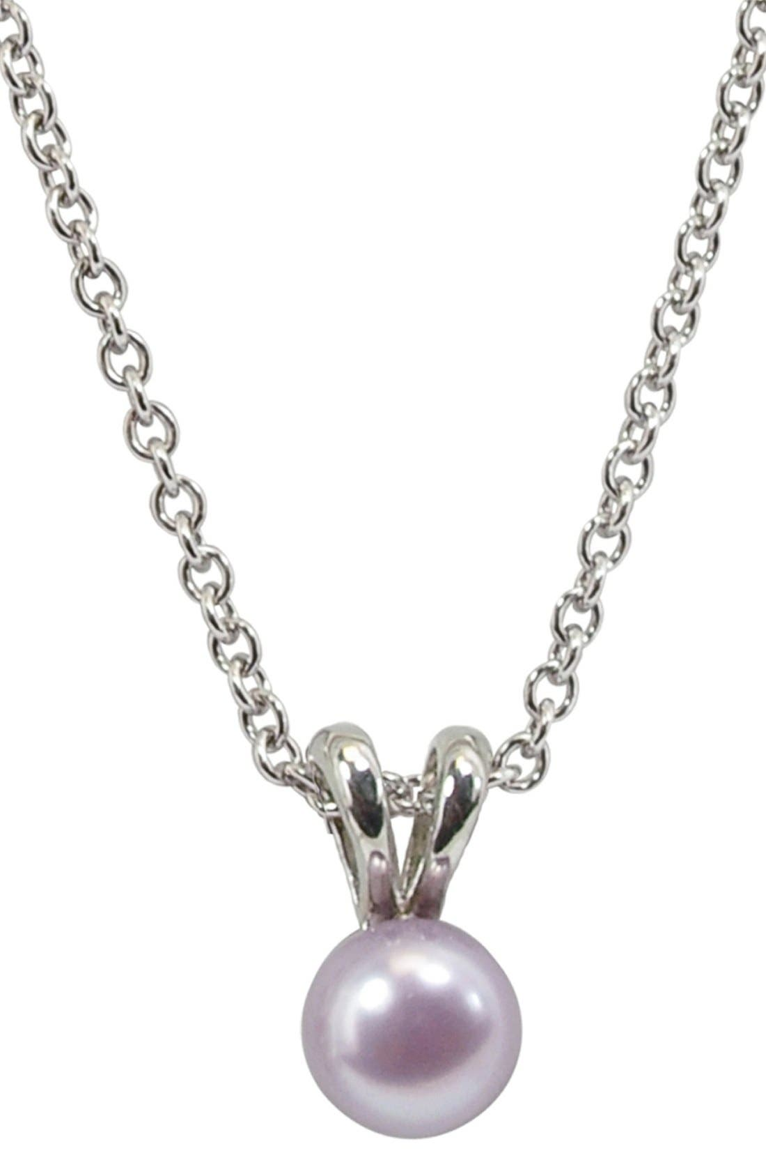 HONORAFreshwater Pearl Necklace (Girls)
