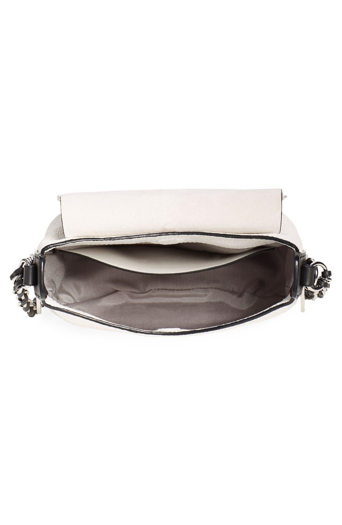 Alternate Image 3  - rag & bone 'Mini Bradbury' Leather Hobo