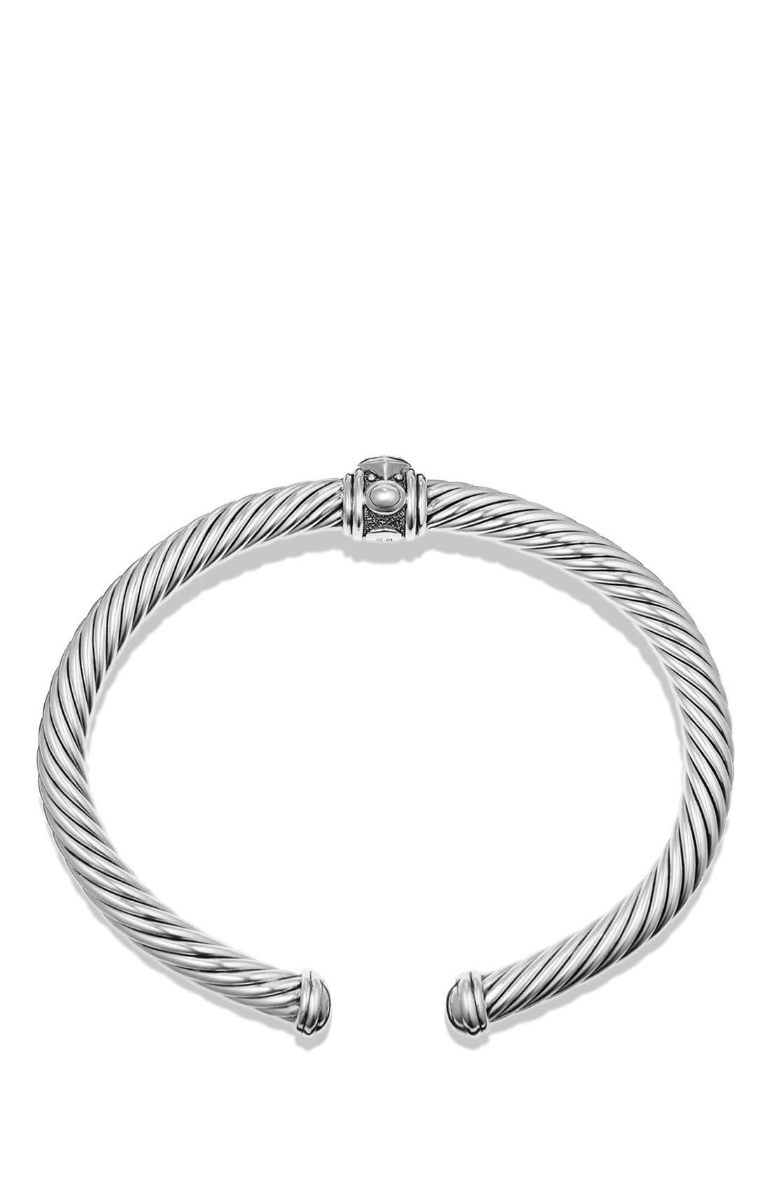 Alternate Image 2  - David Yurman 'Renaissance' Bracelet with Diamonds