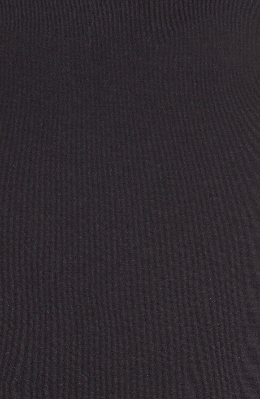 Alternate Image 5  - Halogen® Modal Jersey V-Neck Tee (Regular & Petite)