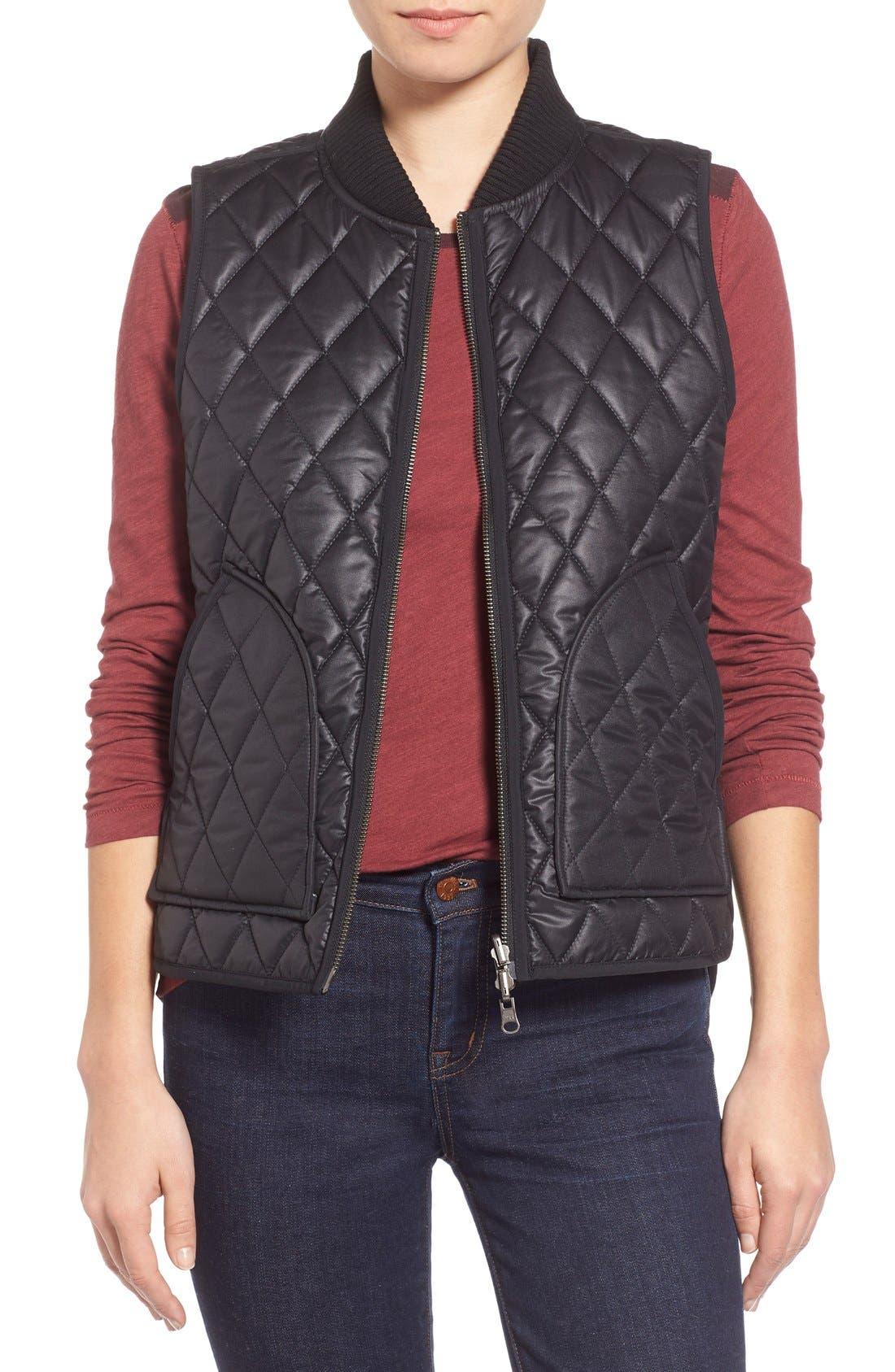 Alternate Image 2  - Madewell'Copeland Plaid' Reversible Vest