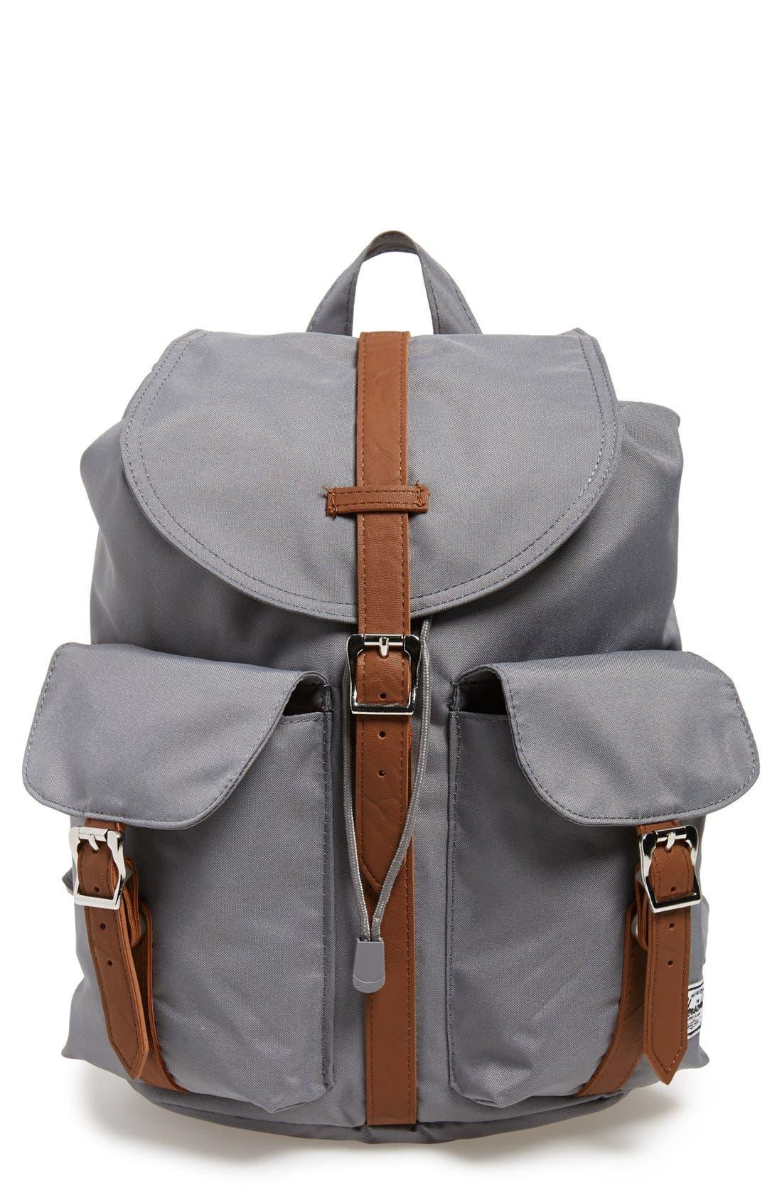 Alternate Image 1 Selected - Herschel Supply Co. 'Dawson - Mid Volume' Backpack