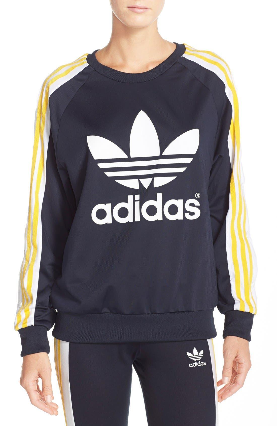 Alternate Image 1 Selected - adidas Originals Cosmic Confession Sweatshirt