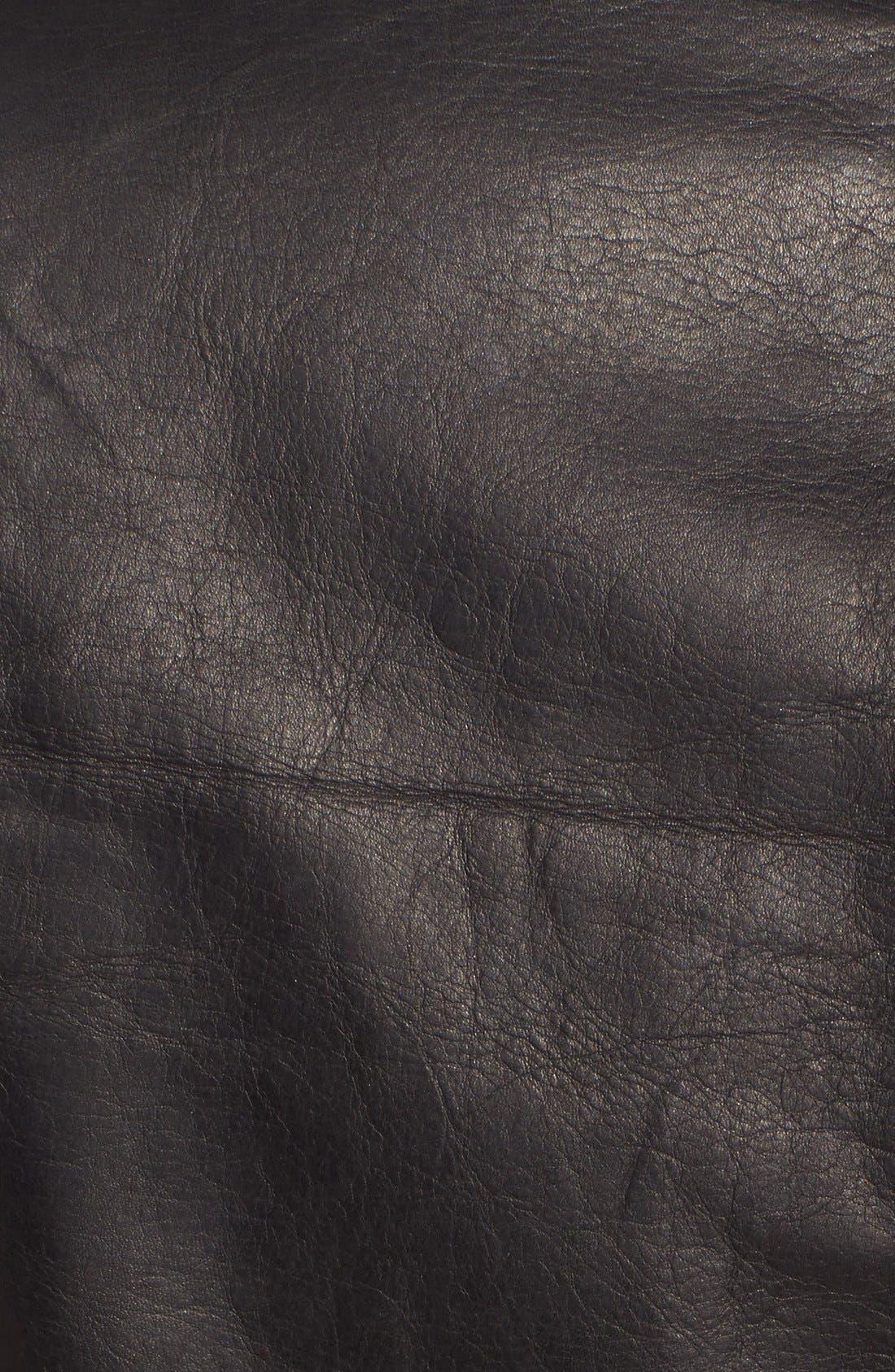 Alternate Image 5  - Rebecca Minkoff 'Nana' Leather Moto Jacket