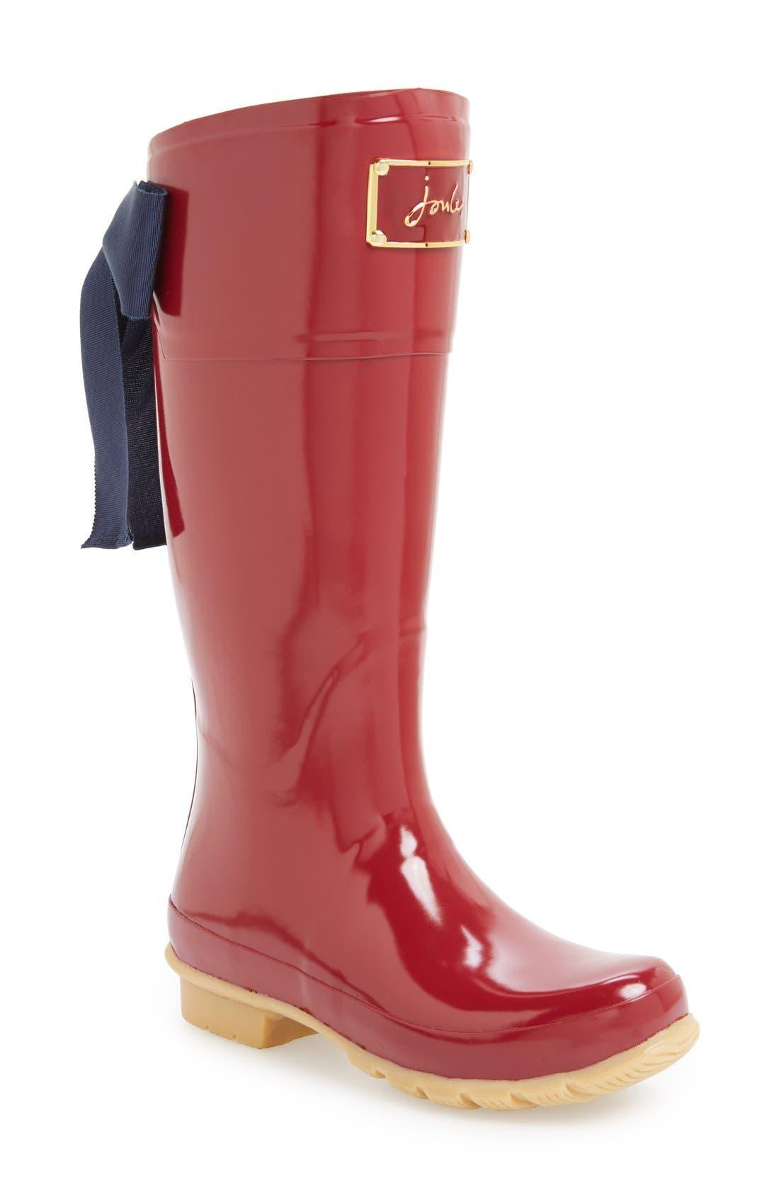 Main Image - Joules 'Evedon' Rain Boot (Women)