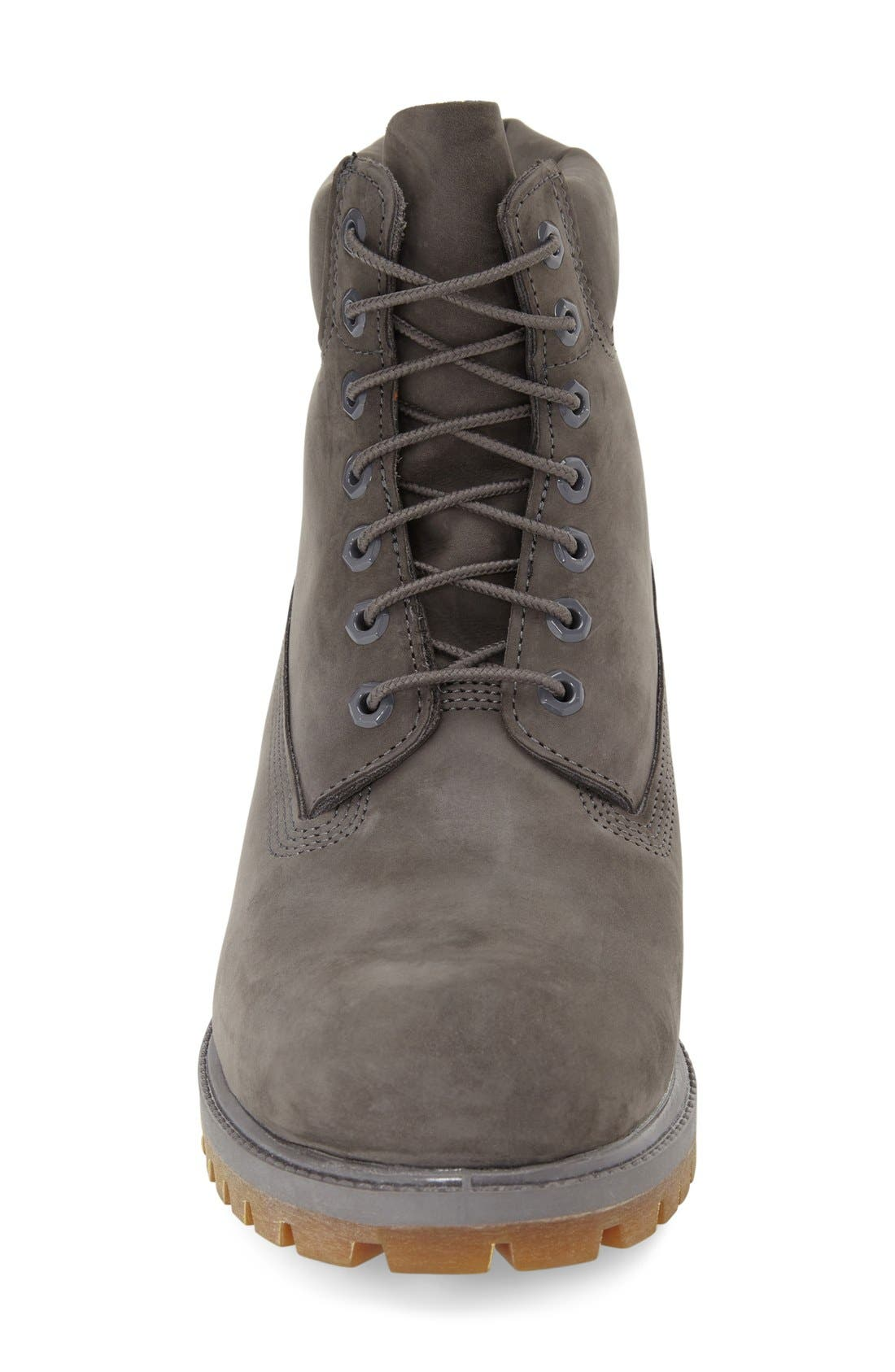 Alternate Image 3  - Timberland 'Monochromatic' Waterproof Plain Toe Boot (Men)