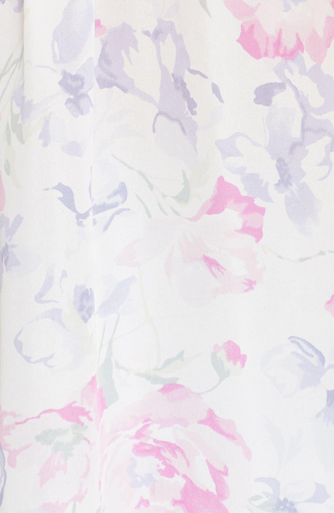 Alternate Image 5  - Joie 'Olvera' Floral Print Blouse