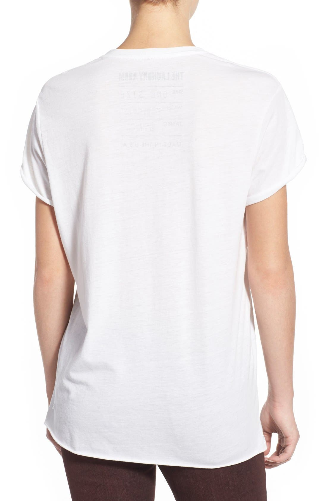 Alternate Image 2  - The Laundry Room 'Pisces' Tee